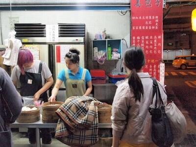 「姜包子店」は「姜太太包子店」とは別のお店です