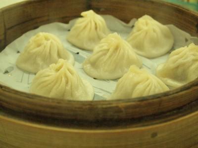 「上海華都小吃」は小龍包もおいしかったけど、あさりスープは絶品でした