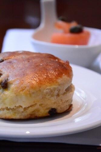 焼き立てのスコーンが特に美味しい、台北商旅慶城館(Les Suites Ching Cheng) の朝ごはん