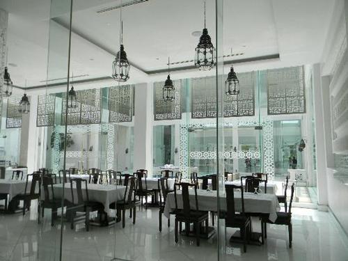 イスラム美術館のレストラン