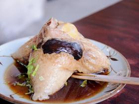 台南肉粽の名店 再発号 100年続く老舗の味