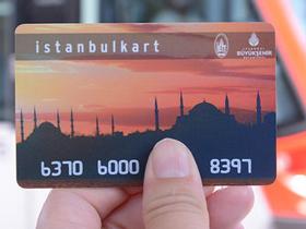 イスタンブールカードでイスタンブールを縦横自由自在