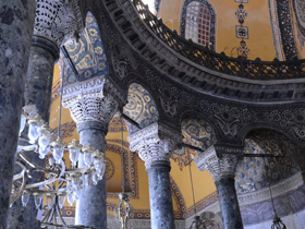 アヤソフィア【前編】今なお人々を魅了し続ける奇跡の大聖堂
