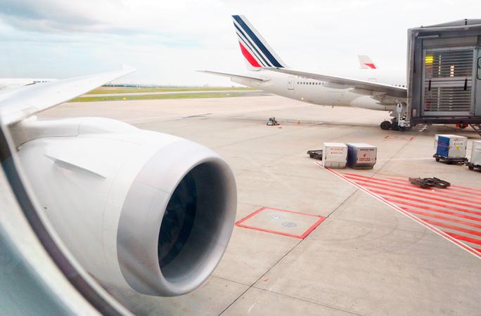 JALビジネスクラス搭乗記 SKY SUITE787 パリ/成田 JL416便